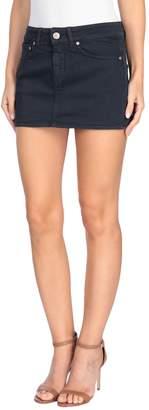 Dondup Mini skirts