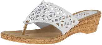 Spring Step Women's Amerena Wedge Sandal