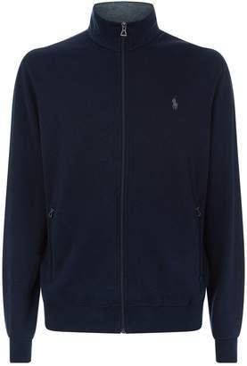 Polo Ralph Lauren Luxury Jersey Track Jacket