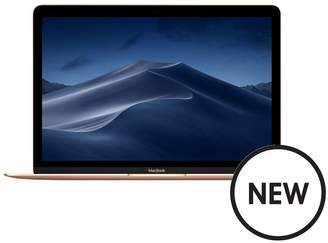 Apple MacBook (2017) 12-inch, 1.3GHz Intel® CoreTM I5 Processor 7th Gen, 8Gb RAM, 512Gb SSD With Optional Microsoft Office 365 Home - Gold