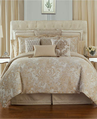 Waterford Reversible Annalise 4-Pc. Queen Comforter Set
