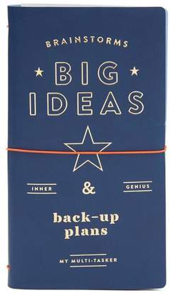 Chronicle Books Abrams and Brainstorms Big Ideas and Backup Plans Journal