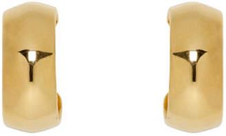 Sophie Buhai Gold Small Zora Hoop Earrings