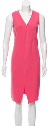 Tibi Sleeveless Knee-Length Dress
