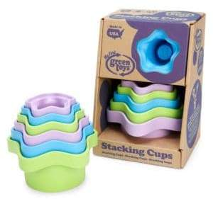 Green Toys Stacking Cups Toy Set