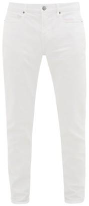 Frame L'homme Slim Leg Jeans - Mens - White