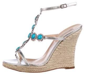 Michael Kors Santorin Embellished Sandals w/ Tags