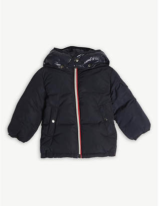 Moncler Padded hood coat 3-36 months