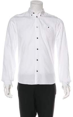 Marc by Marc Jacobs Shrunken-Fit Button-Up Shirt