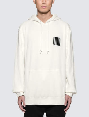 Undefeated Und Interjection Hoodie