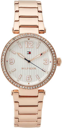 Tommy Hilfiger 1781590 Rose Gold-Tone Watch