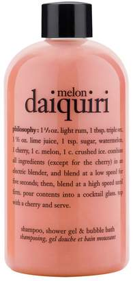 philosophy Melon Daiquiri Shampoo, Shower Gel And Bubble Bath