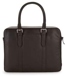 Cole Haan Classic Leather Top Handle Bag