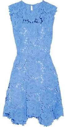 Catherine Deane Asymmetric Guipure Lace Dress