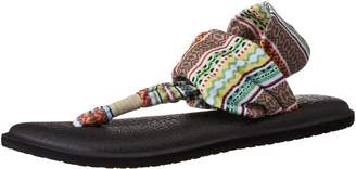 Sanuk Women's Yoga Sling 2 Prints Flip Flop