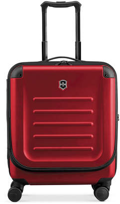 """Victorinox Spectra 2.0 21"""" Extra Capacity Dual Access Carry On Hardside Spinner Suitcase"""