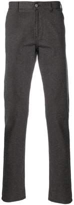 Canali checked trousers
