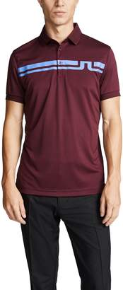 J. Lindeberg M Eddy Slim Polo Shirt