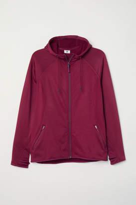 H&M H&M+ Fleece Outdoor Jacket - Pink