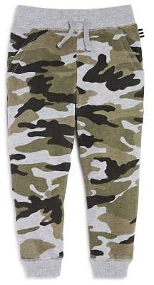 Splendid Boys' Camo-Print Jogger Pants - Little Kid