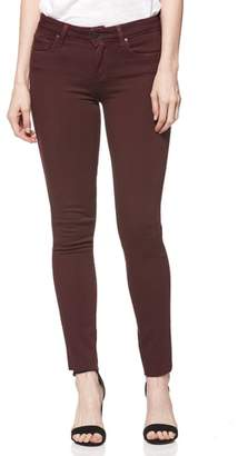 Paige Verdugo Transcend Raw Hem Skinny Jeans