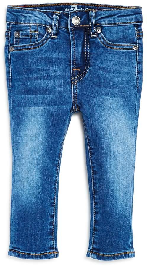 Boys' Medium-Wash Slim Straight-Leg Jeans - Baby