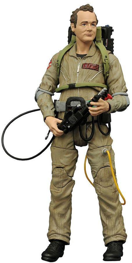 Diamond select toys Ghostbusters Select Series 2 Peter Action Figure by Diamond Select Toys