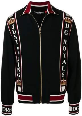 Dolce & Gabbana branded jacket