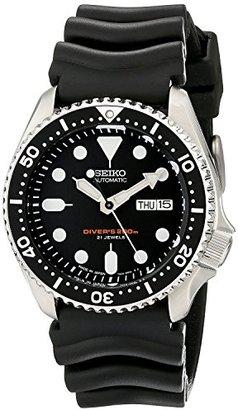 Pulsar (パルサー) - [パルサー]Pulsar 腕時計 Seiko Analog JapaneseAutomatic Black Rubber Diver's Watch SK...