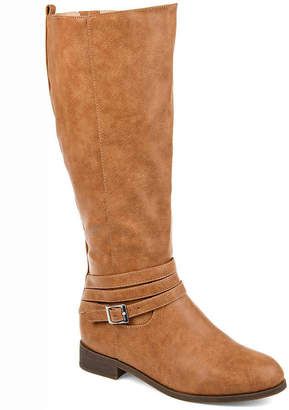 Journee Collection Ivie Extra Wide Calf Riding Boot - Women's