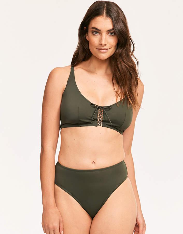 Pour Moi Rope Underwired Convertible Bikini Top