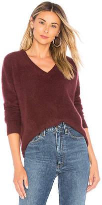 360 Cashmere 360CASHMERE Majorie V-Neck Sweater