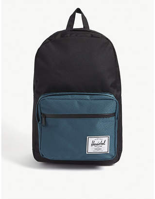 Herschel Canvas pop quiz backpack