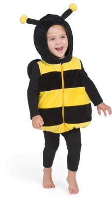 Baby Bumblebee Plush Bubble Costume