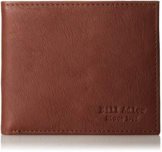 Bill Adler Men's Bridle Leather Billfold