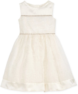 Searington Road by Rare Editions Embroidered Organza Special Occasion Dress, Toddler & Little Girls (2T-6X) $94 thestylecure.com