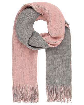 Accessorize Opp 2 Tone Brushed Scarf