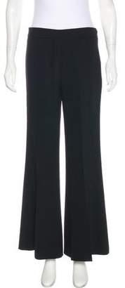 Etro Mid-Rise Wide Leg Pants