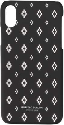 Marcelo Burlon County of Milan All Over Cross Iphone 8 Cover