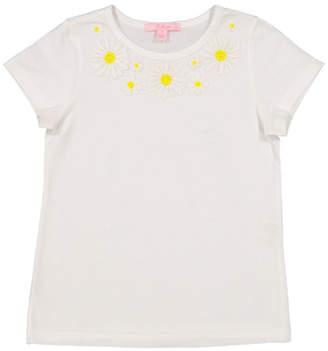 E Land Girls' Daisy Lace T-Shirt