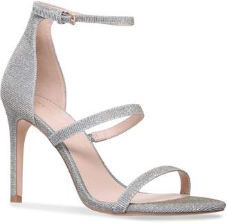 Kurt Geiger London Metallic Park Lane Sandals 75