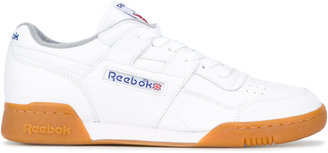 Reebok Workout Plus R12 sneakers $101.50 thestylecure.com