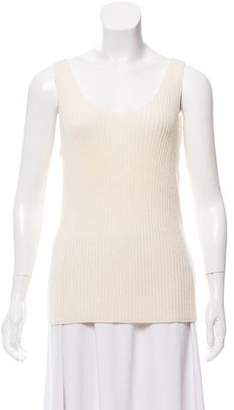 Calvin Klein Wool Cashmere Knit Top w/ Tags
