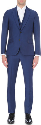 Paul Smith Soho-fit wool and mohair-blend suit $885 thestylecure.com