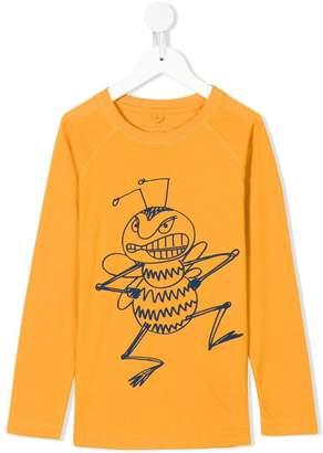 Stella McCartney angry bee sweatshirt