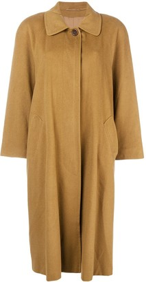 Burberry Pre-Owned classic mid-length coat