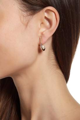 Vince Camuto Ball Huggie Earrings