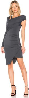 LAmade Webster Asymmetric Dress