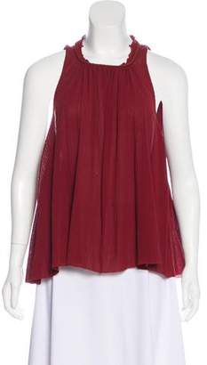 Isabel Marant Sleeveless A-Line Top