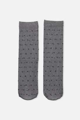 Rubi Junior Spot Sock